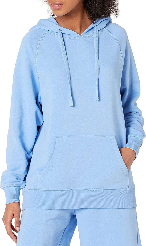 The Drop Regular discount Albuquerque Mall Women's Renee Hoodie Slouchy Washed Fleece