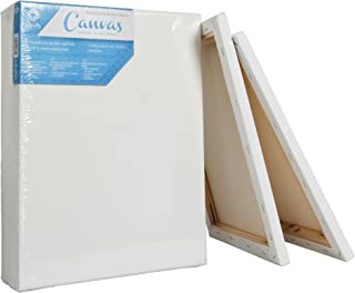 CONDA and Kiddy Color A30205-11 Artist Stretched Canvas 11X14 Pack of 5