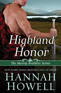 Highland Honor (The Murray Brothers Series Book 2)