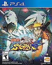 Naruto Shippuden: Ultimate Ninja Storm 4 By Bandai Namco Region 2 - PlayStation 4