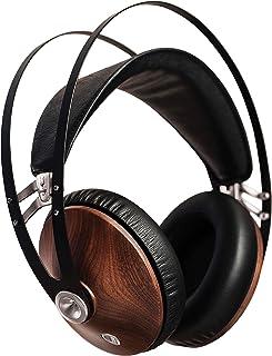 Meze 99 Classics Nogal Plata | Auriculares para Colocar sobre Las Orejas con Cable, micrófono y Diadema autoajustable | Au...