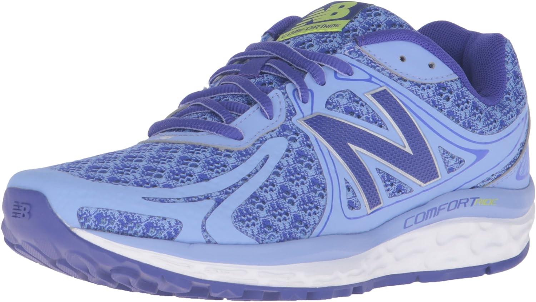 New Balance Women's W720v3 Running shoes, Purple Silver