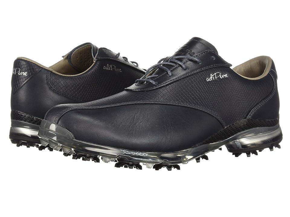 adidas Golf Adipure TP 2.0 (Onix/Onix/Silver Metallic) Men