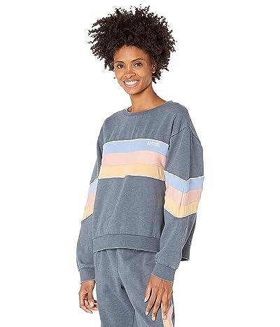 Rip Curl Golden State Crew Sweatshirt (Navy) Women