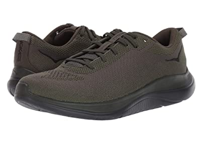 Hoka One One Hupana Flow (Forest Night/Rifle Green) Men