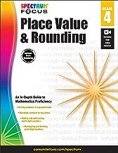 Spectrum Place Value and Rounding, Grade 4 (Spectrum Focus)
