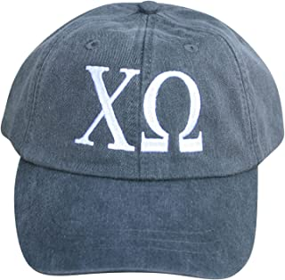 Best chi omega baseball hat Reviews