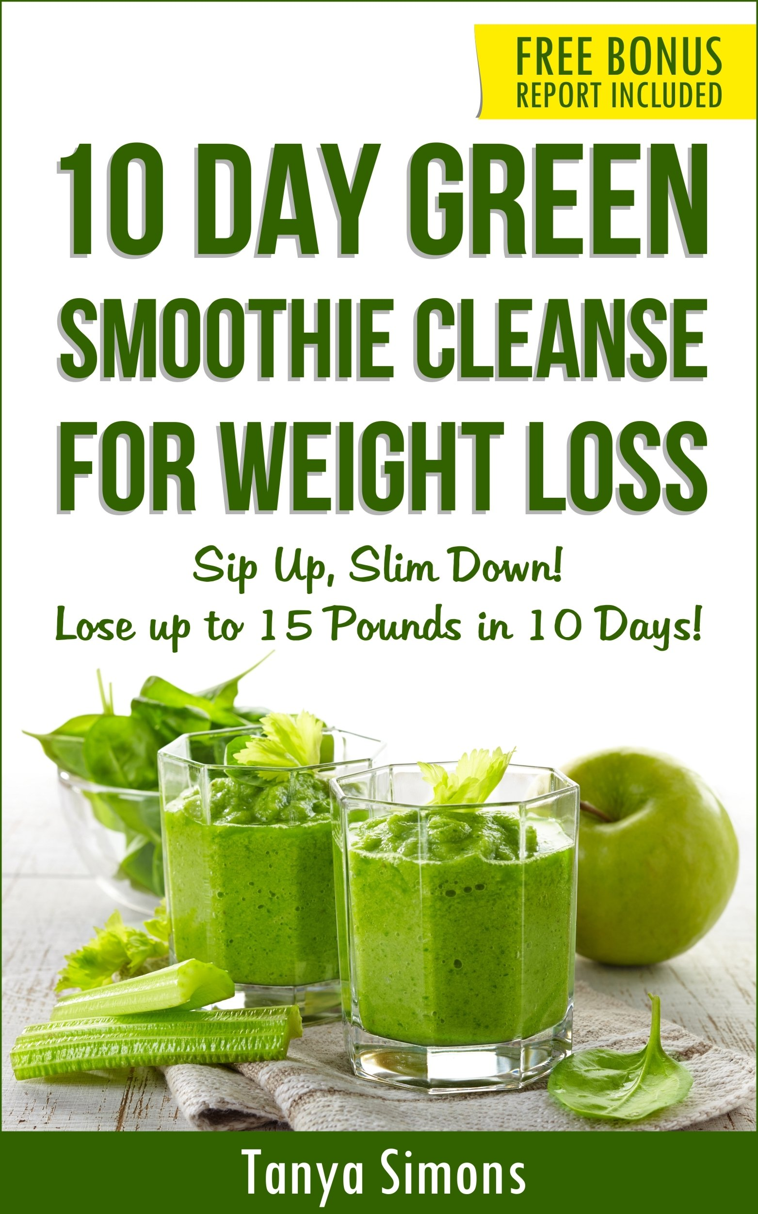 Day Green Smoothie Cleanse Smoothies 10 ebook
