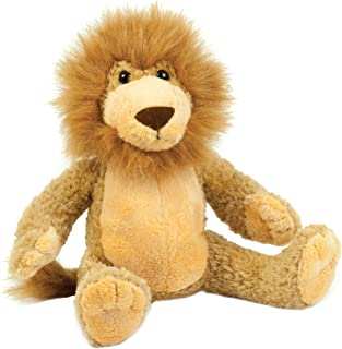Mumbles Lenny The Lion Childrens Plush Soft Toy (M) (Brown (Mid))