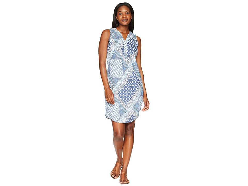 Aventura Clothing Gia Dress (Blue Indigo) Women