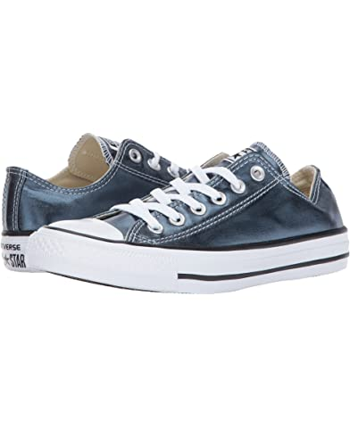 converse 6pm. converse chuck taylor all star metallic canvas - ox 6pm