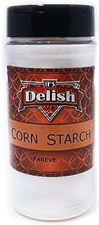 Corn Starch by Its Delish, 9 Oz. Medium Jar