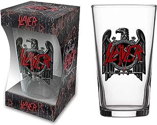 slayer Eagle 1 Pint Beer Glass