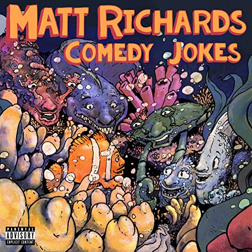 Comedy Jokes [Explicit]
