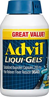 Advil Liquid Gels