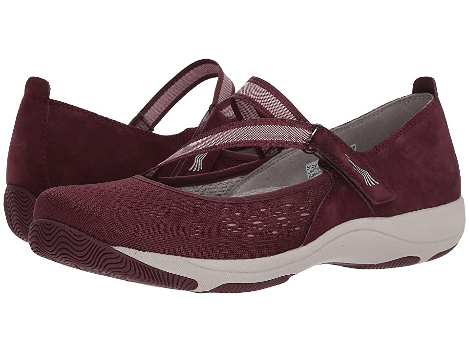 Dansko Haven (Wine Suede) Women