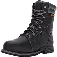 Women's Echo Waterproof ST/Black Industrial and Construction Shoe