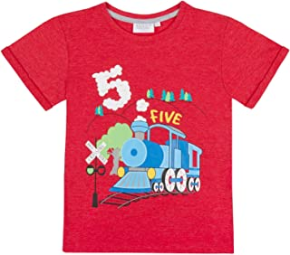 Strong Souls Boys Novelty Birthday Age I Am Number T-Shirt