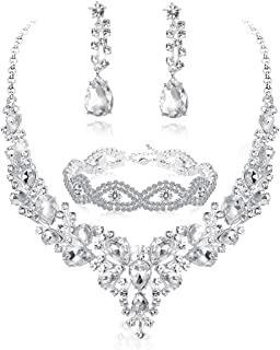 Best crystal bridal jewelry Reviews
