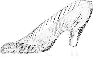"""Godinger Crystal Slipper Glass Slipper - 6.75"""""""