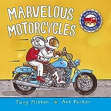 Marvelous Motorcycles (Amazing Machines)