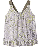 All Over Print Voile Tank Top (Big Kids)