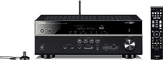 ヤマハ AVレシーバー 7.1ch Dolby Atmos DTS:X Bluetooth Wi-Fi ネットワークオーディオ ハイレゾ ブラック RX-V583(B)