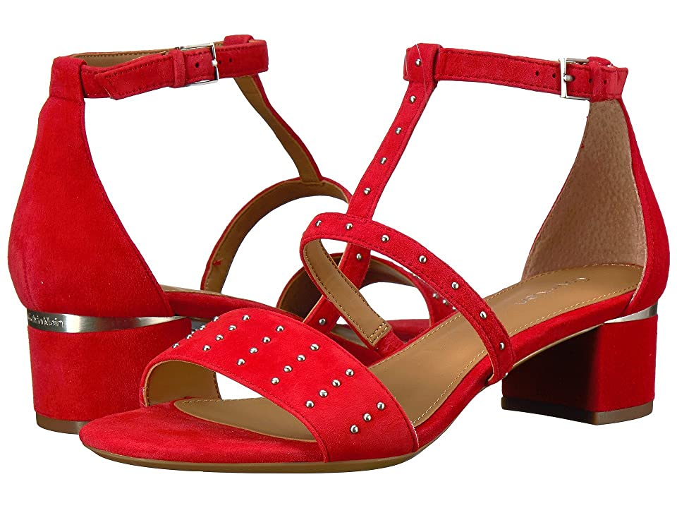 Calvin Klein Divina (Lipstick Red) Women