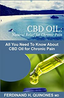 CBD OIL : NATURAL RELIEF FOR CHRONIC PAIN: All You Need To Know About CBD Oil for Chronic Pain