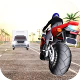 Motorbike Traffic Rider Simulator 3D Bike Race Game Motocross Highway Racing Motor Speed Driving Racer Road Motorbikes Extreme Fast Ride Biker Super Stunt Motorcycle Free Games For Kindle Fire Tablet