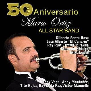 Mario Ortiz All Star Band 50th Anniversary