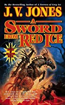 A Sword from Red Ice: Book Three of Sword of Shadows