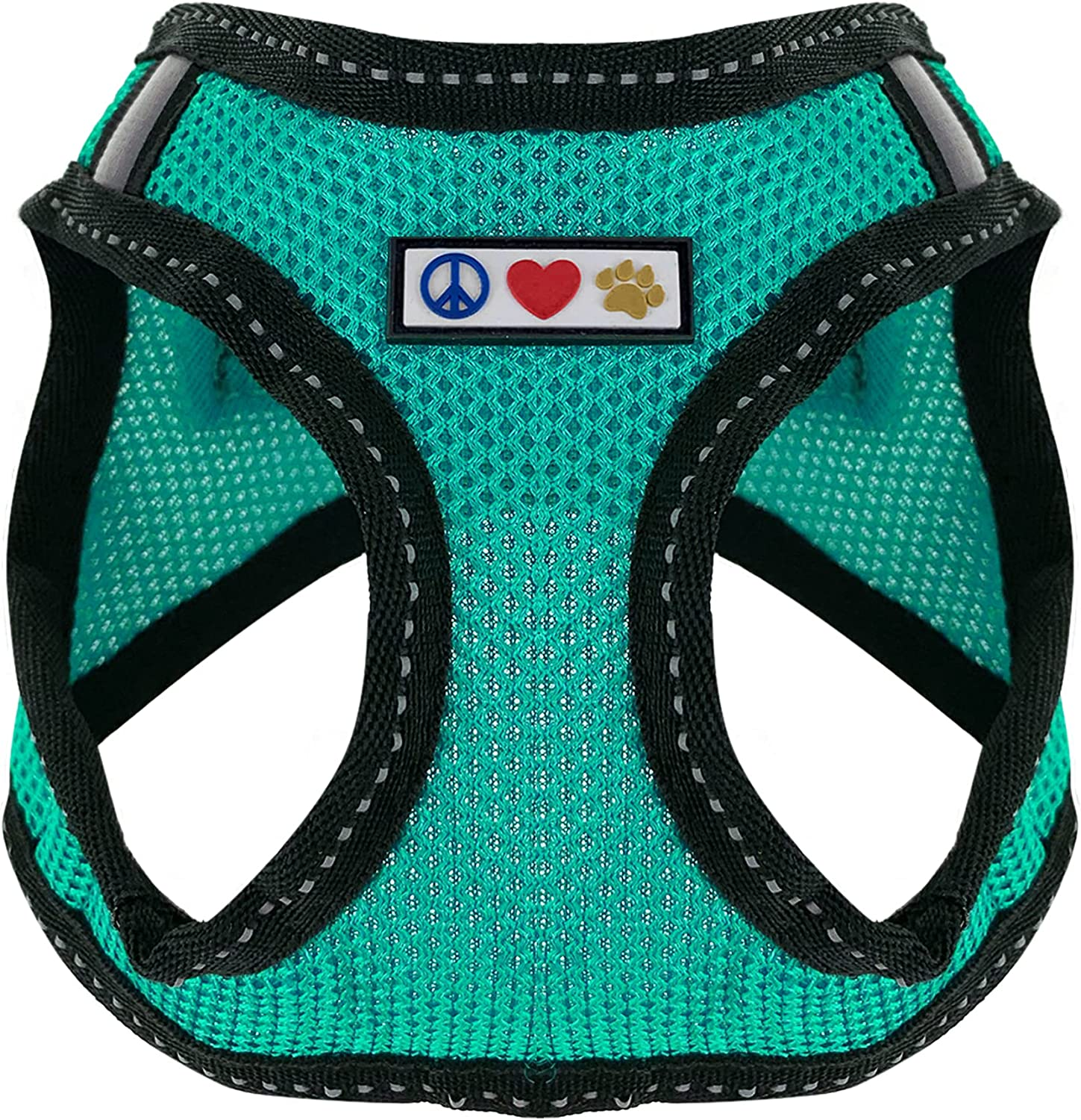 Pawtitas Dog Vest Harness Max 64% OFF Made with All Breathable We Air Mesh Shipping included