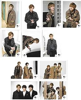 JOHNNYS' IsLAND 2019 グッズ オフショット 公式写真 フルセット【永瀬廉】 King & Prince...