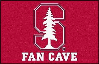 Stanford Fan Cave Starter Rug 19X30
