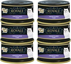 Purina Fancy Feast Royale Virgin Tuna Wet Cat Food Can 85g (6 Cans)