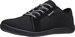 WHITIN Men's Minimalist Barefoot Sneakers | Wide fit | Arch Support | Zero Drop Sole