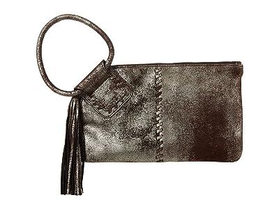 Hobo Sable (Heavy Metal) Clutch Handbags