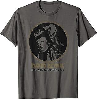 David Bowie - Live Santa Monica '72 T-Shirt