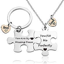 Sio & Tan Couple Lover Keychain Birthday Valentine's day Him her Anniversary