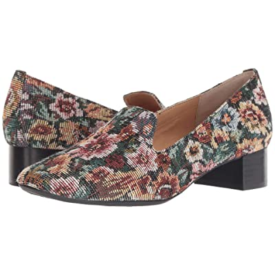Me Too Gwen (Wine Floral Tapestry) Women