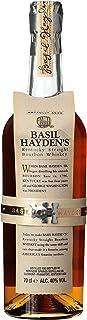 """Basil Hayden""""s 8 Jahre Kentucky Straight Bourbon Whisky, sanfter Geschmack mit einem scharfen Finish, 40% Vol, 1 x 0,7l"""
