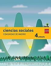 Ciencias sociales. 4 Primaria. Savia. Madrid - 9788467575583
