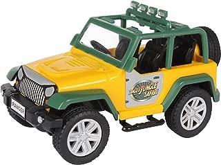 Centy Toys Ranger Jungle Pull Back Safari (Multicolor)