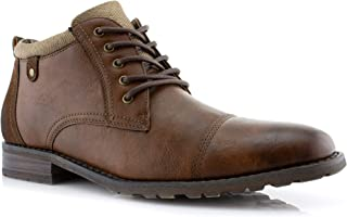 Polar Fox Curry MPX808580 Stylish Boots for Work or Casual Wear