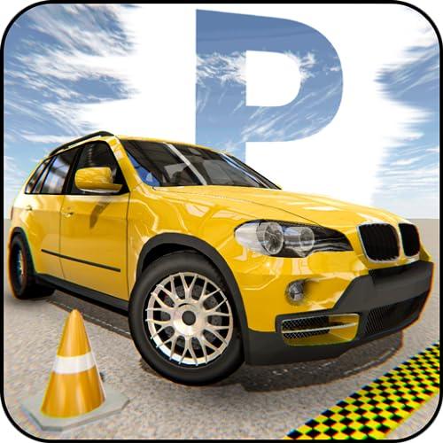 Real Car Parkplatz und Driving Academy mit Parkpla