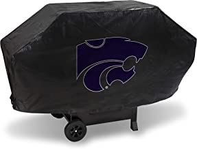 NCAA Kansas State Wildcats Vinyl Padded Deluxe Grill Cover