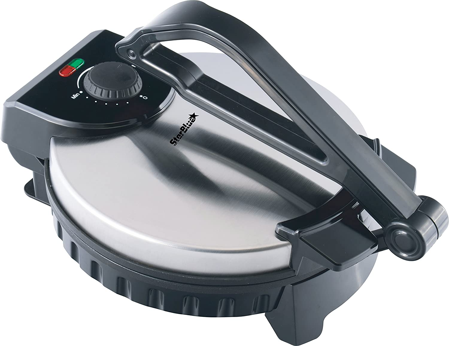 10inch Chapati Maker - The automatic Stainless Steel Non-Stick Electric machine