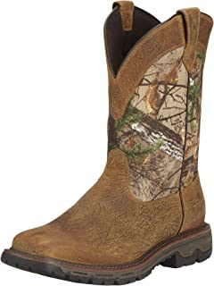 Men's Conquest Pull-On Waterproof Hunting Boot