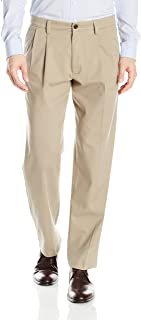 Dockers Men's Classic Fit Easy Khaki Pants-Pleated D3